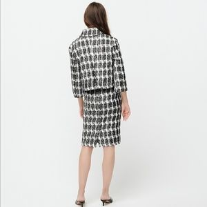 J. Crew Jackets & Coats - J. Crew Lady Jacket in Oversize Houndstooth
